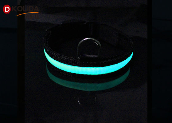 Collier de chien de LED